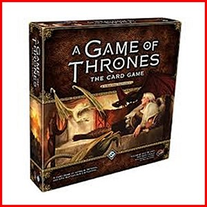 A Game of Thrones : Second Edition : LCG