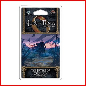 Lord of the Rings : The Battle Of Carn Dum : Adventure Pack