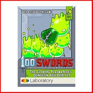 100 Swords : Glowing Plasmapede's