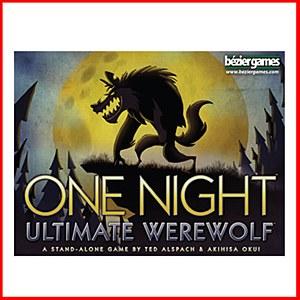 One Night Ultimate Werewolf