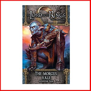 Lord of the Rings : The Morgul Vale : Adventure Pack
