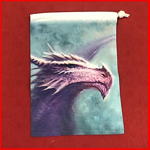 Noble Dragon Dice Bag : Medium