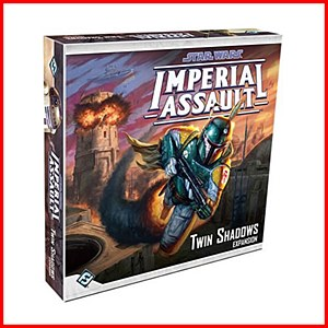 Star Wars Imperial Assault : Twin Shadows
