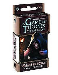 A Game of Thrones : Valar Morghulis : Chapter Pack