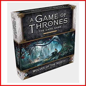 A Game of Thrones : Wolves Of The North : Deluxe Expansion
