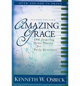 Amazing Grace,366 Hymn Stories