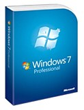 MS WINDOWS 7 PROFESSIONAL 64