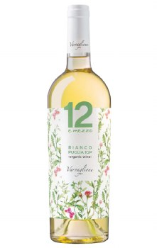 12e Mezzo Bianco Organic