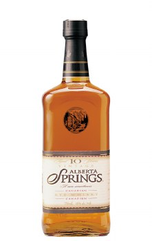 Alberta Springs Whisky 750ml
