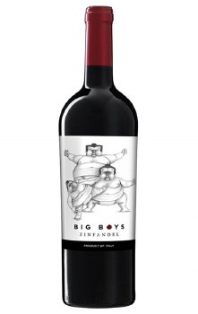Big Boys Zinfandel