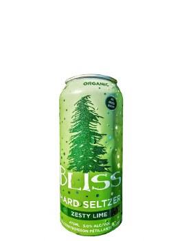 Bliss Zesty Lime Hard Seltzer