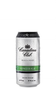 Canadian Club & Ginger