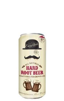 Crazy Uncle Hard Root Beer