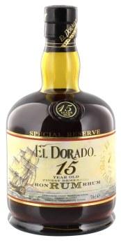 El Dorado 15 YO Demerara Rum