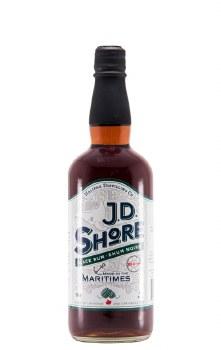 JD Shore Black Rum 750ml