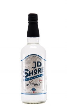 JD Shore White Rum 750ml