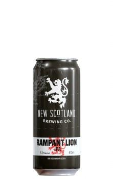 New Scotland Rampant Lion