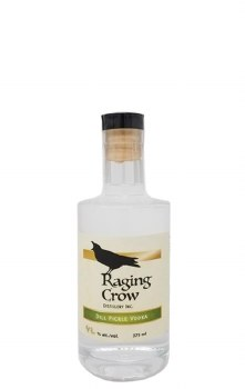 Raging Crow Dill Pickle Vodka