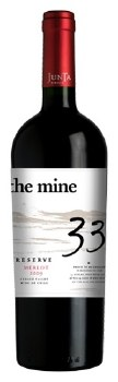 The Mine 33 Reserve Merlot