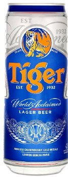 Tiger Beer 500ml