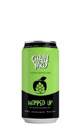 Chain Yard Hopped Up Cider