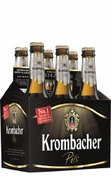 Krombacher Pilsner 6x330ml