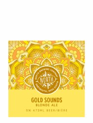 North Brewing Golden Sounds