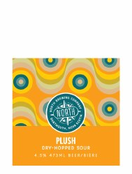 North Brewing Plush Sour