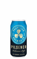 Propeller Pilsner 473ml Can