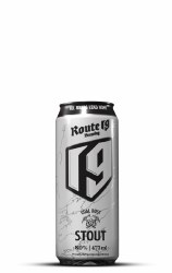 Route 19 Coal Dust Stout