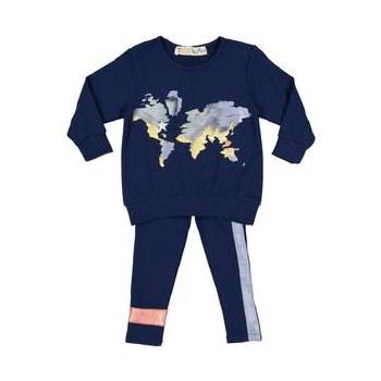 Baby Map Set Blue 9M