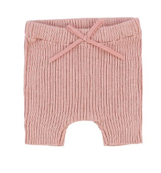 Analogie Knit Shorts Pink 3T