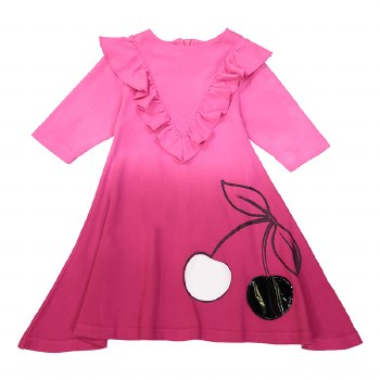Cherry Dress Raspberry 12