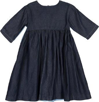 Denim 2Tone dress Multi 5