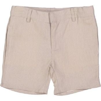 Analogie Linen Shorts Sand 18M
