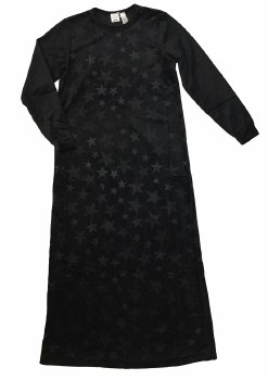 Velour Stars NG Black XL(16)