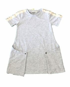 FRAGILE Dress LtGrey 2