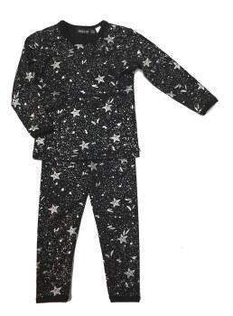 Silver Star PJ Black 18M