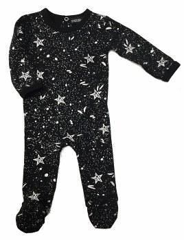 SilverStar Stretchie Black 9M