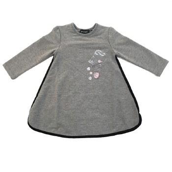 YoYo Dress Grey 2