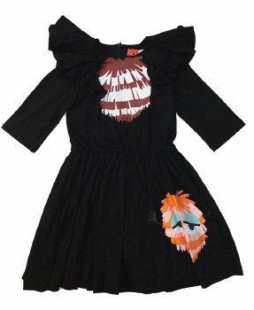 Monster Dress Black 12