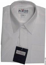 S/S Pique Shirt White-14-