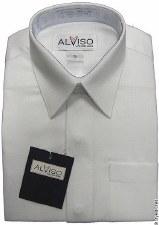 L/S Pique Shirt White-2-