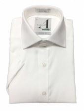 S/S Non Iron Shirt White 12