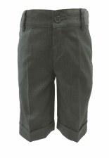 Slim Dress Shorts Med Grey 2