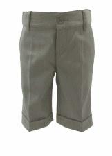 Slim Dress Shorts LtGrey 3 X