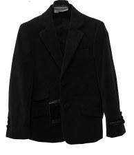 Velvet Blazer Black 4