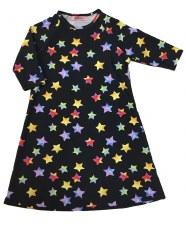 Stars Cover Up Black 12