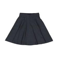 Rib Skirt Charcoal 6