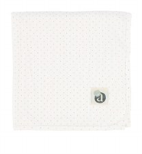 Analogie Dot Blanket White/Blu